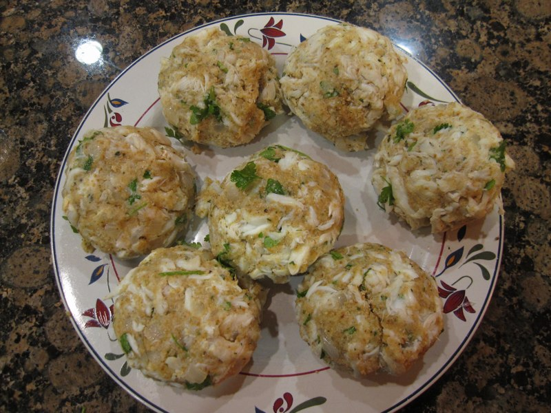 Tyler Florence Crab Cakes Best Crab Cake Recipe Of 29