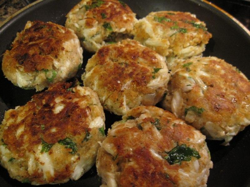 Crab Cakes Foodclub